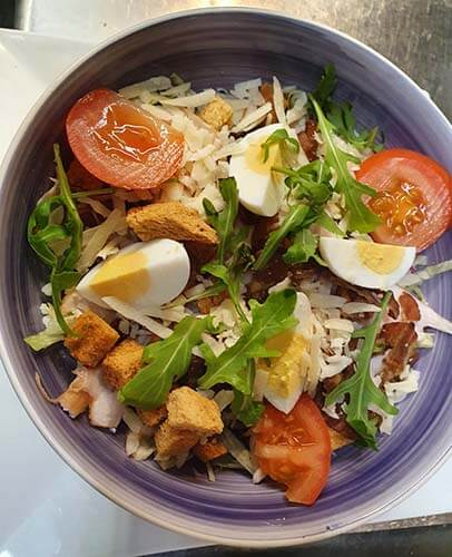 ceasar salade Jongepier