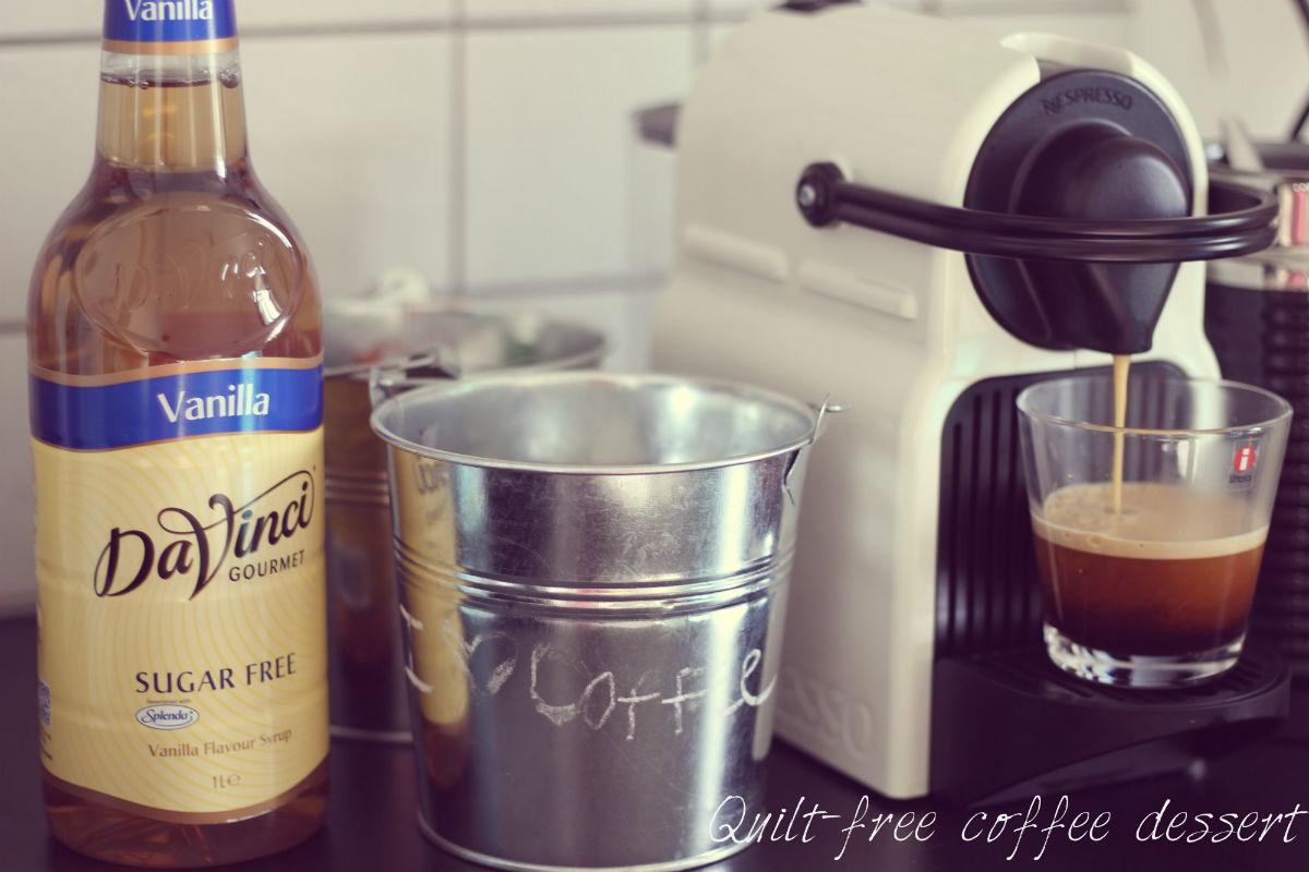 Minifitness_nespresso_kahviherkku_quilt-free dessert_sokeriton
