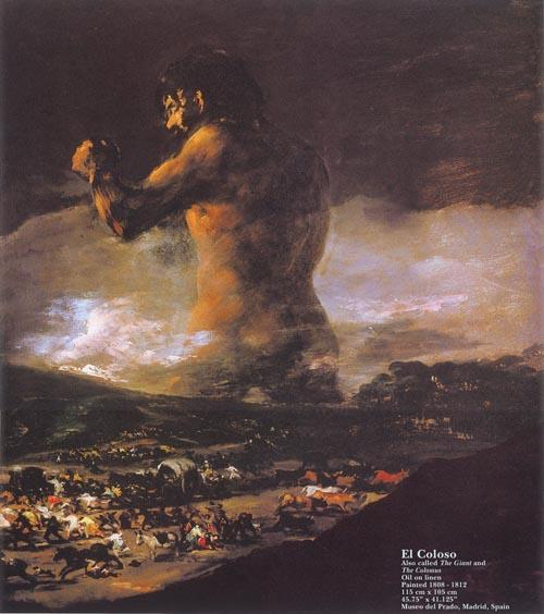 Goya, Colossus