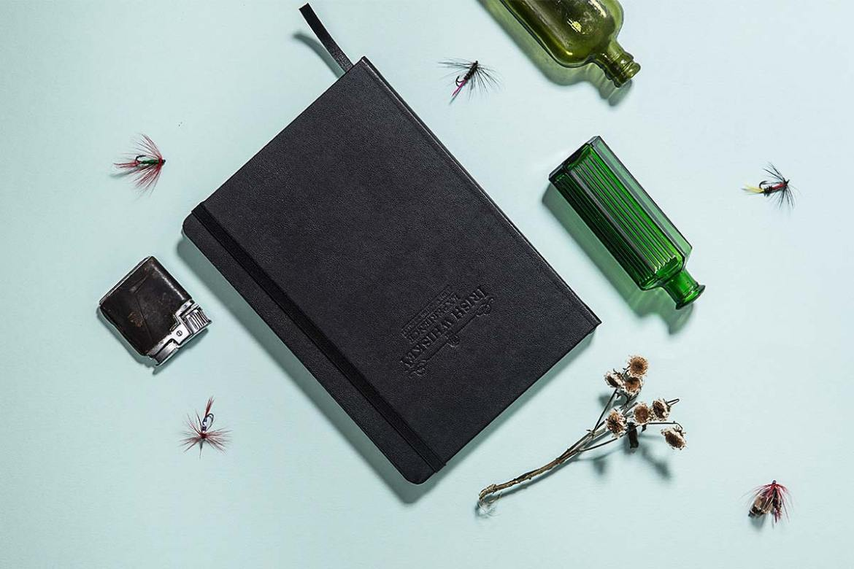 質感素色筆記本