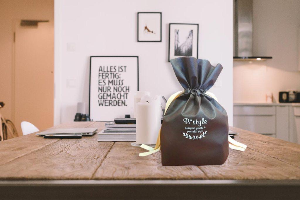 年終禮品推薦 : 束口禮物袋,不織布特色