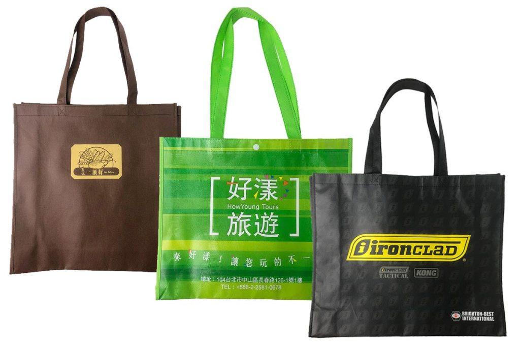 不織布袋設計製作|提袋厚度、印刷方式、袋型種類一次讓你懂!-不織布印刷價格