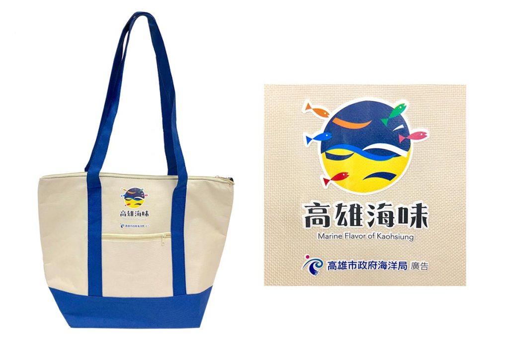 少量客製化保溫保冷袋-牛津熱轉印刷-誼源國際