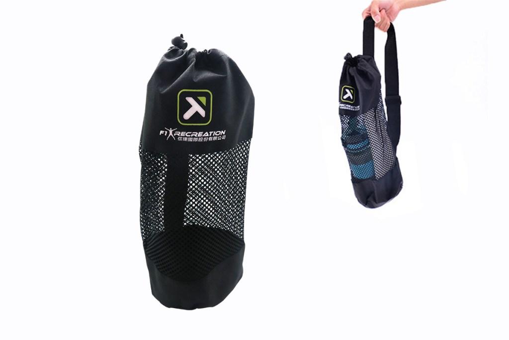 長筒型運動肩背袋-誼源國際