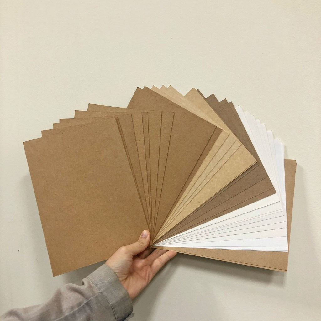 牛皮紙種類