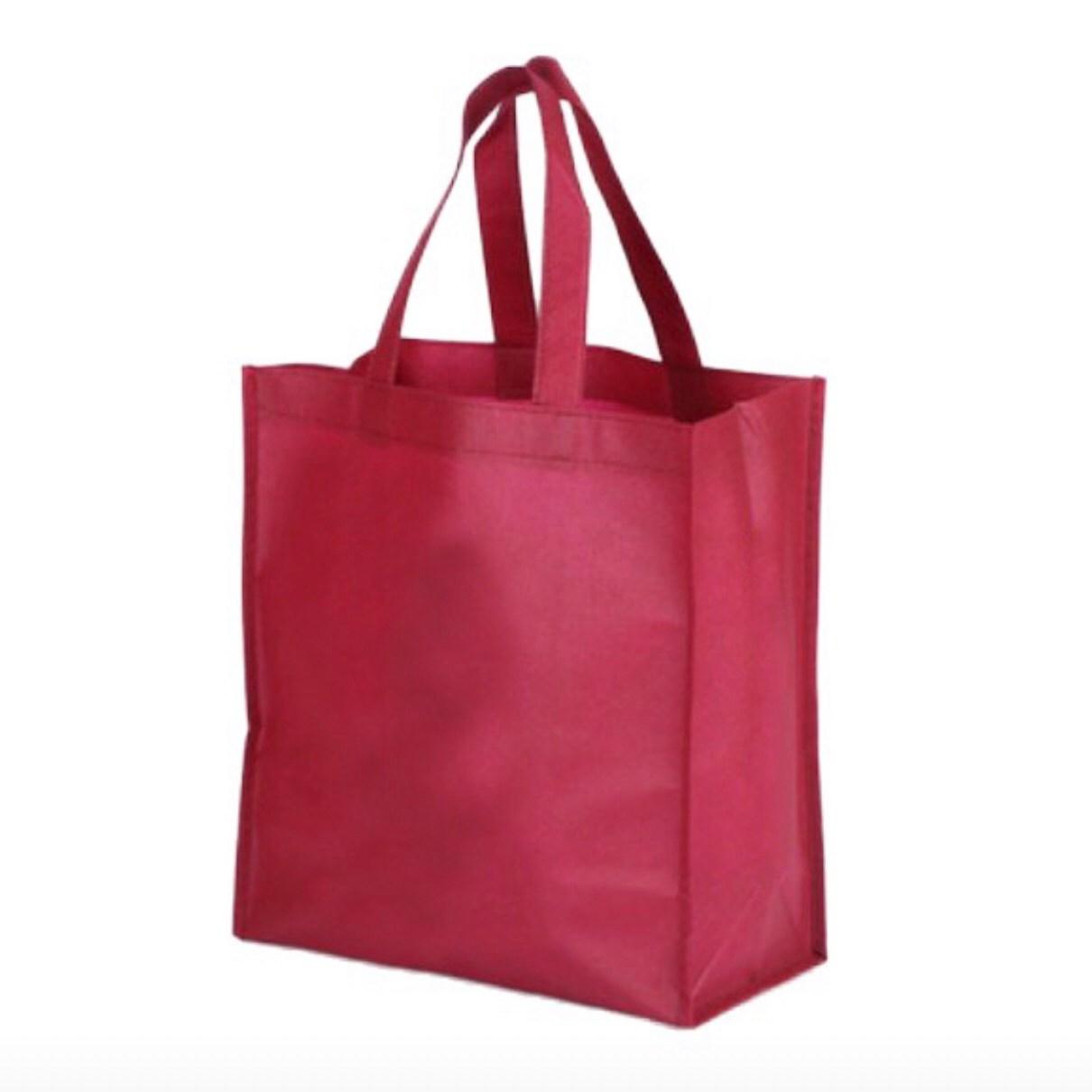 外帶自取環保購物袋客製不織布提袋