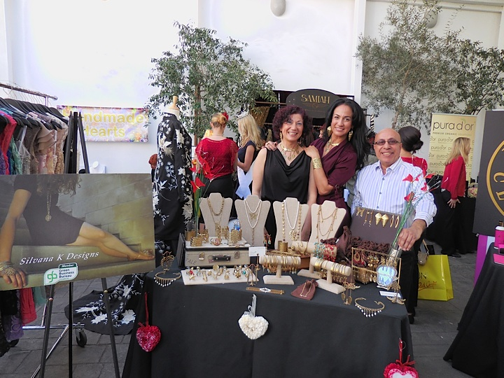 The gang from Silvana K jewelry