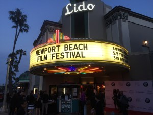 Opening night at the 2015 Newport Beach Film Festival