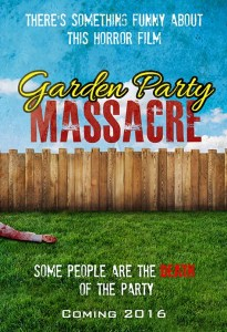 Garden Party Massacre Poster courtesy of Janiel Escueta.