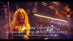 Still of actress Laurene Landon