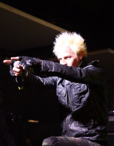 Spider from Powerman5000. All photos courtesy the Experience Magazine