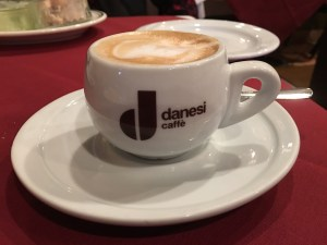 Real Cappucino made with quality and care