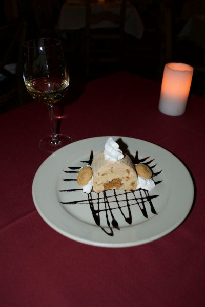 Amazing Dessert and Wine Pairing at Lago's Santa Monica. Photo courtesy Judy Hansen Pullos