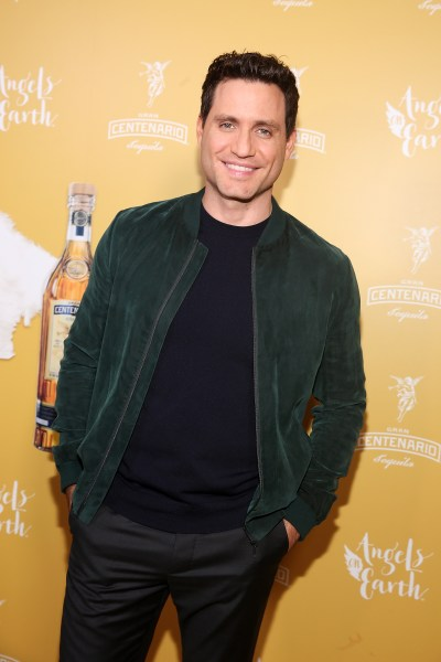 WEST HOLLYWOOD, CA - DECEMBER 14: Edgar Ramirez hosts Gran Centenario Tequila presents Angels On Earth 2017 at Sunset Tower on December 14, 2016 in West Hollywood, California. (Photo by Phillip Faraone/Getty Images for Gran Centenario)