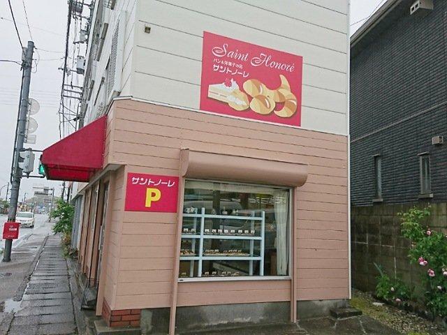高知市のパン屋さん「サントノーレ」