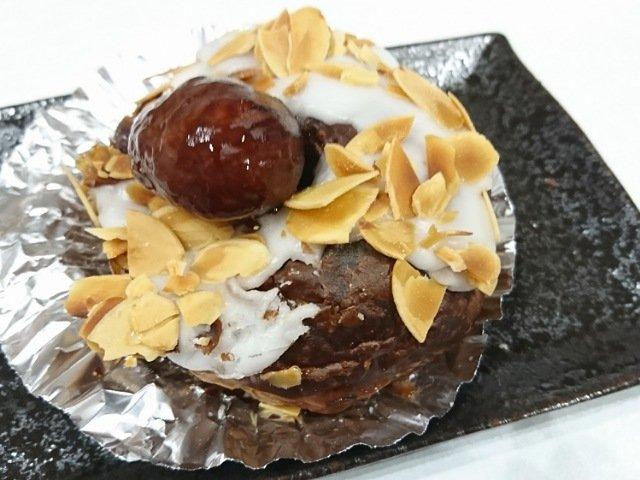 イワゴーの栗のショコラデニッシュ