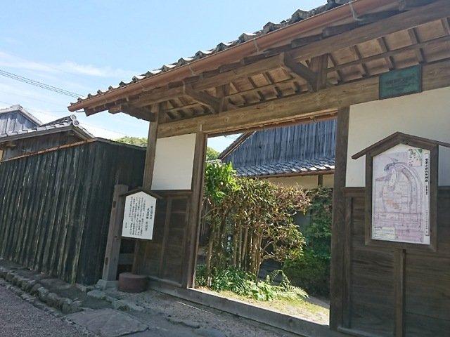 野村家の武家屋敷