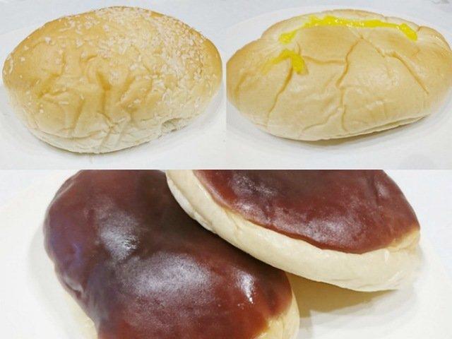 菱田ベーカリーのパン