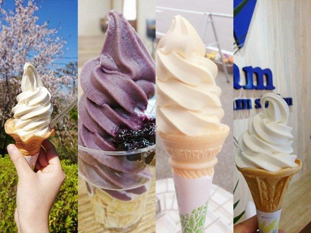 高知のソフトクリーム・アイスがおすすめの22店舗を地元民が厳選!