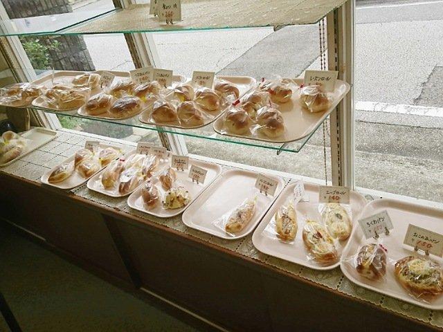 サンモア:パンの種類1