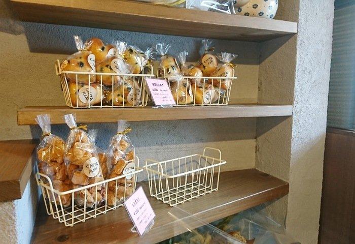 チタパン:焼き菓子