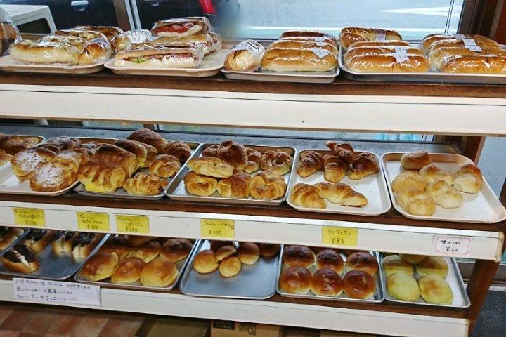 パンの店:パンの種類1
