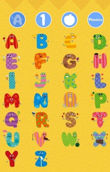 ABCアルファベット タッチで英語アプリ:アルファベット学習