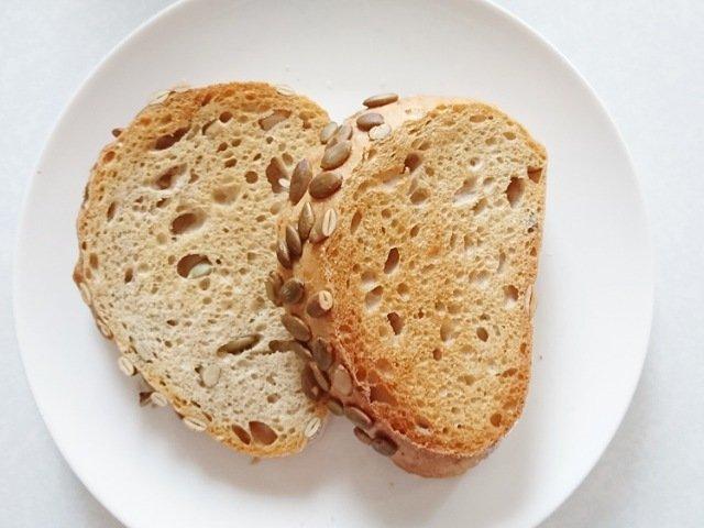 ブロート屋:トーストしたパン