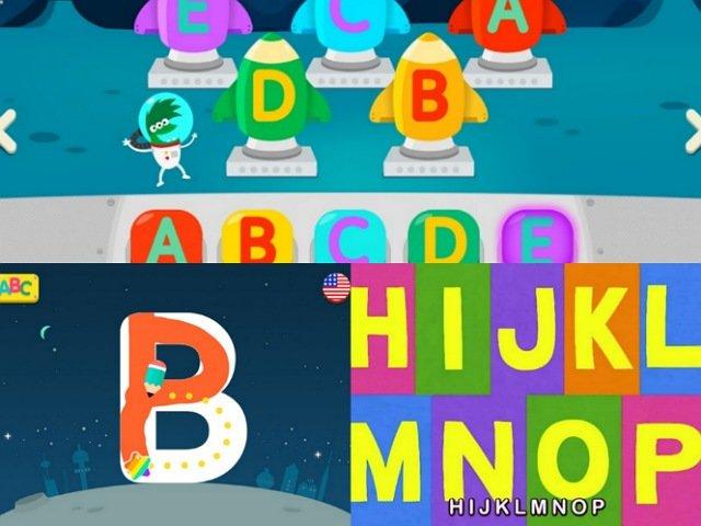 PINKFONGはじめてのなぞり書きアプリ