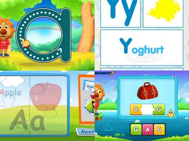 【子供向け英語】アルファベットを覚えられる無料アプリ17選