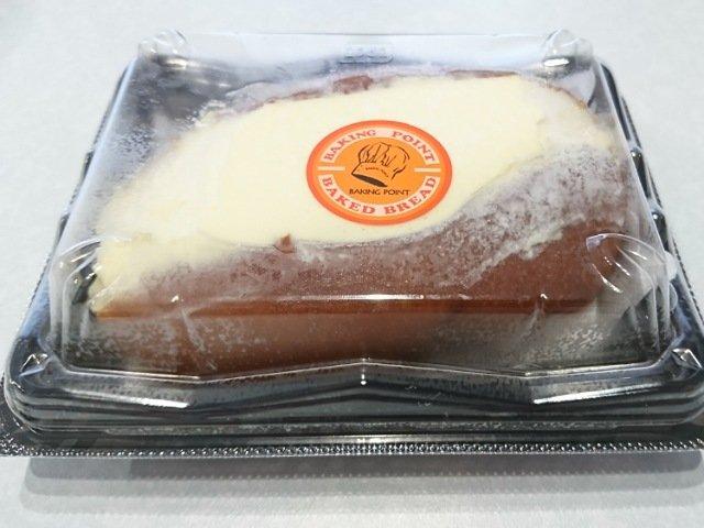 サニーマートのパン屋「ベイキングポイント(BAIKINGPOINT)」:マトリッツォ(マルカルポーネ)