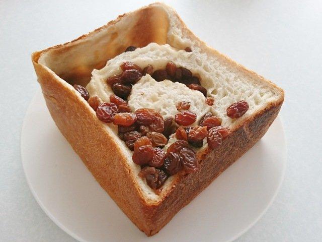 ル・ミトロン高知高須店:レーズン食パン