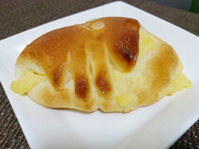 フジムラベーカリー:クリームパン