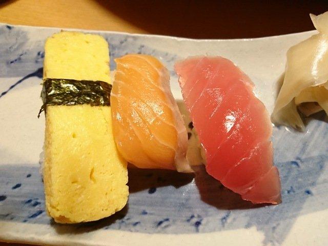 どんと:お寿司