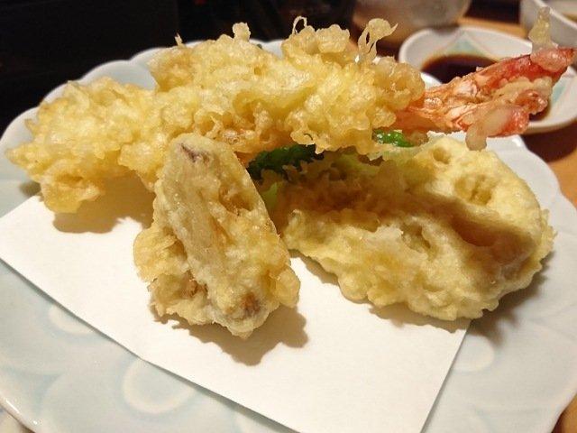 どんと:天ぷら