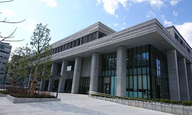 高知市役所新庁舎