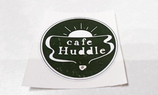 Cafe Huddle(カフェハドル):ステッカー