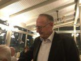 Ο αγαπητός συνάδελφος και ξεναγός μας Κος Ε. Βασιλείου
