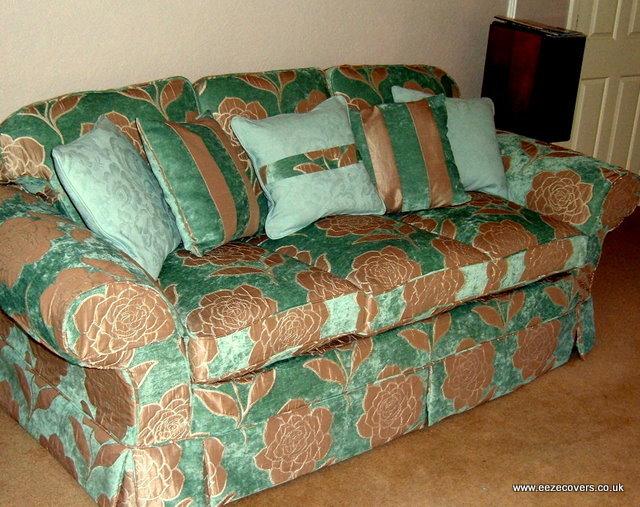 Loose sofa cover makers wwwredglobalmxorg for Loose covers for sofa elegant motif