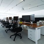 long office and breakout