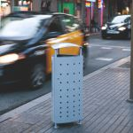 eezi street furniture outdoor bin