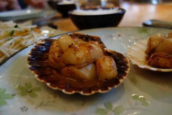 Déjeuner restaurant kagayaki teppanyaki paris 11