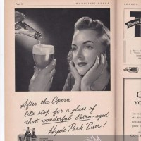 A bit of St. Louis Beer History and various 1940s Advertisements