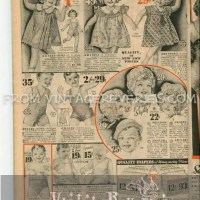 1930s baby clothes
