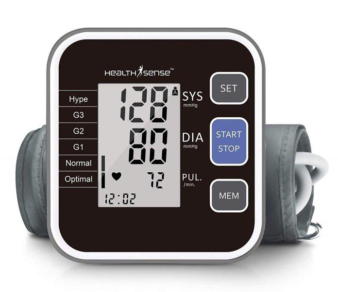 HealthSense Heart-Mate BP 120 Classic Digital BP Monitor