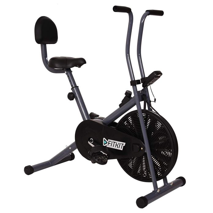 fitkit fk500 steel airbike review