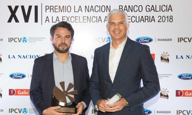 John Deere Argentina awarded as the Better Farm Machinery Manufacturer