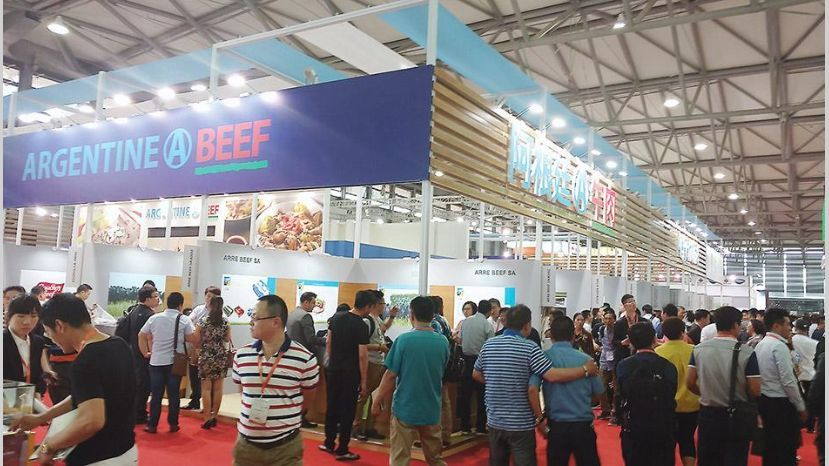 Beef export already reaches 27% of the national production