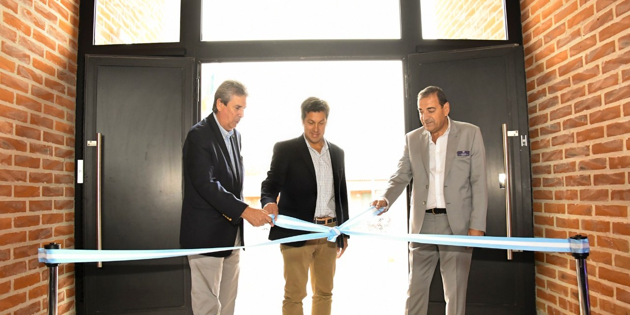 Quequen port already has a new grain laboratory capable to analyze exports of 12 MMT