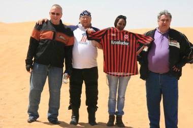 We love the desert!